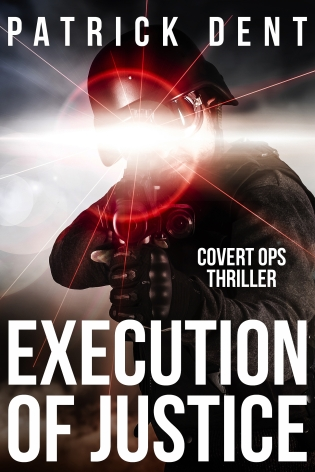 Execution of Justice ebook cover professional