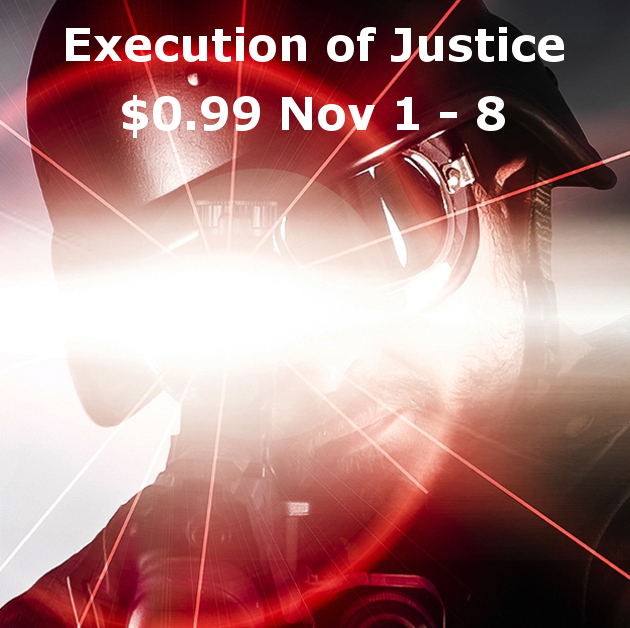 Execution of Justice on sale 11-1 to 11-8 smaller pic